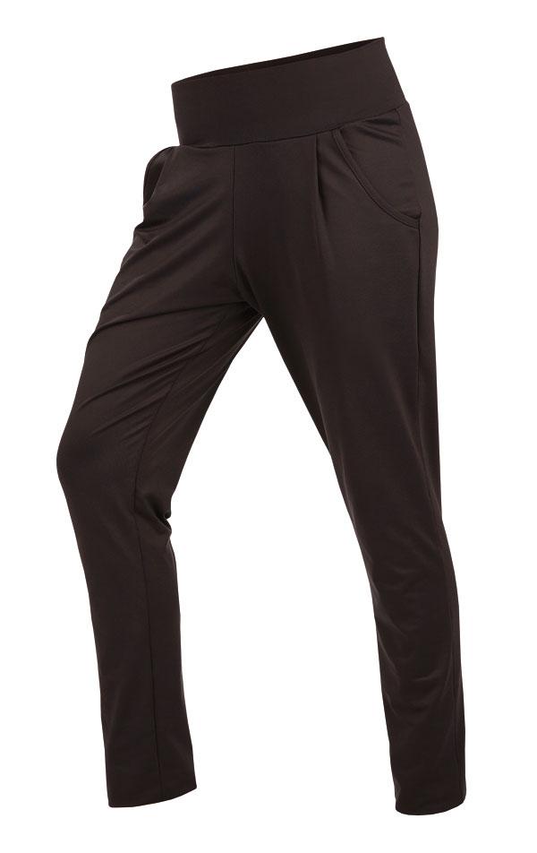 Kalhoty dámské dlouhé s nízkým sedem. 7A430 | Legíny, kalhoty, kraťasy LITEX