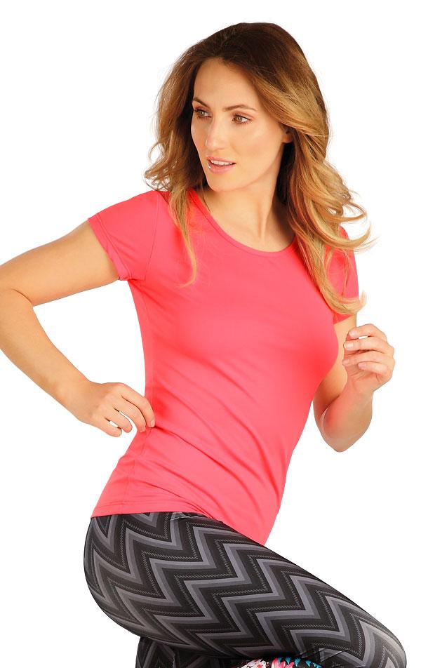 Tričko dámské s krátkým rukávem. 7A434 | Trička LITEX