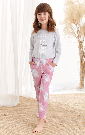 Pyžamo dívčí.