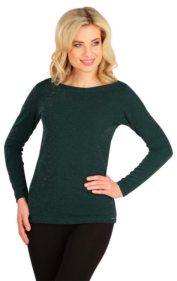 Triko dámské s dlouhým rukávem. 7B028 | Tílka, trička, halenky LITEX