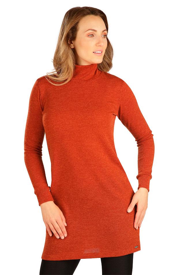 Šaty dámské s dlouhým rukávem. 7B036 | Šaty, sukně, tuniky LITEX