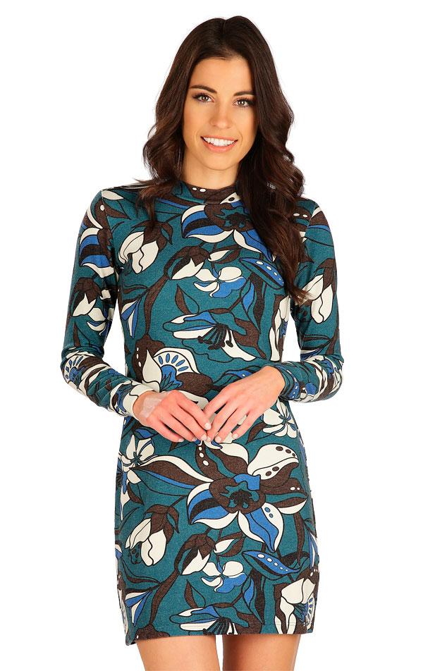 Šaty dámské s dlouhým rukávem. 7B042   Šaty, sukně, tuniky LITEX