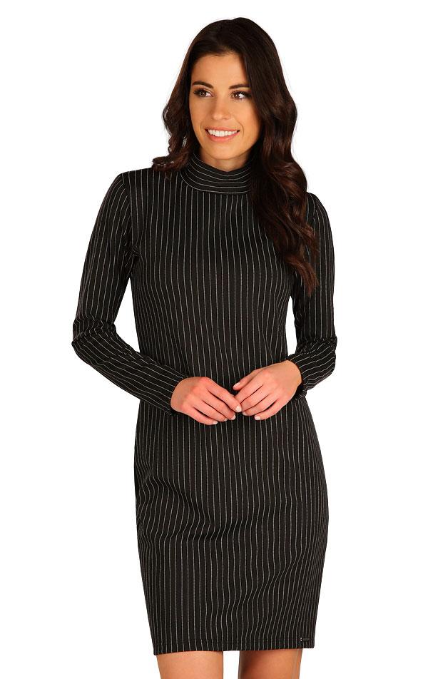 Šaty dámské s dlouhým rukávem. 7B052   Šaty, sukně, tuniky LITEX