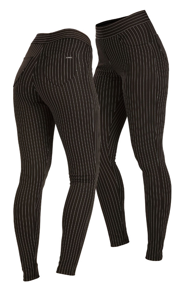 Kalhoty dámské dlouhé. 7B054 | Legíny, kalhoty, kraťasy LITEX