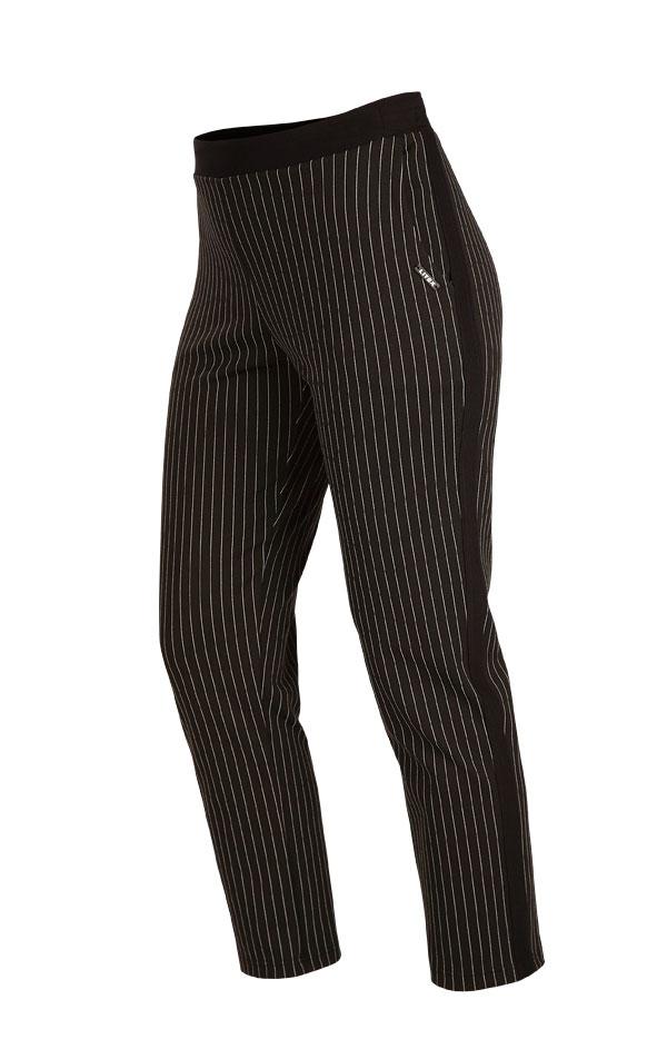 Kalhoty dámské v 7/8 délce. 7B055 | Legíny, kalhoty, kraťasy LITEX