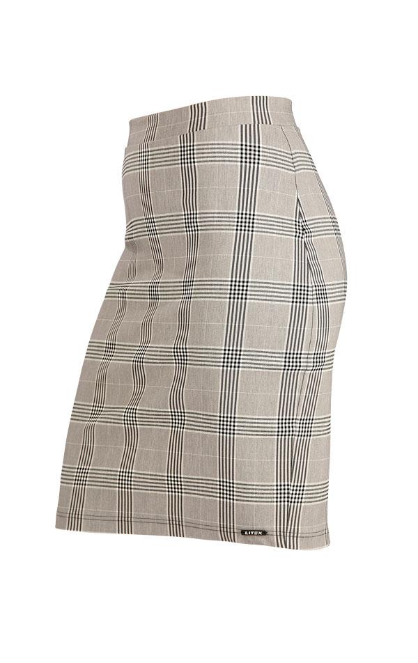 Sukně dámská do pasu. 7B062 | Šaty, sukně, tuniky LITEX
