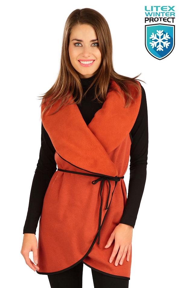 Vesta dámská dlouhá. 7B087 | Bundy, vesty, kabátky LITEX
