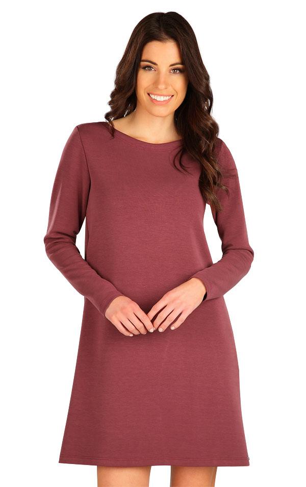 Šaty dámské s dlouhým rukávem. 7B126 | Šaty, sukně, tuniky LITEX