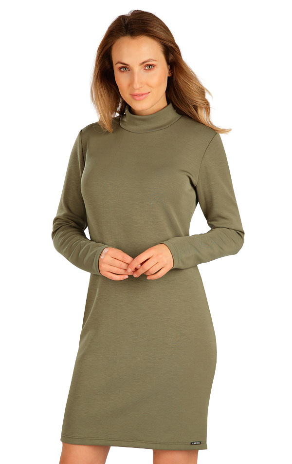 Šaty dámské s dlouhým rukávem. 7B135   Šaty, sukně, tuniky LITEX