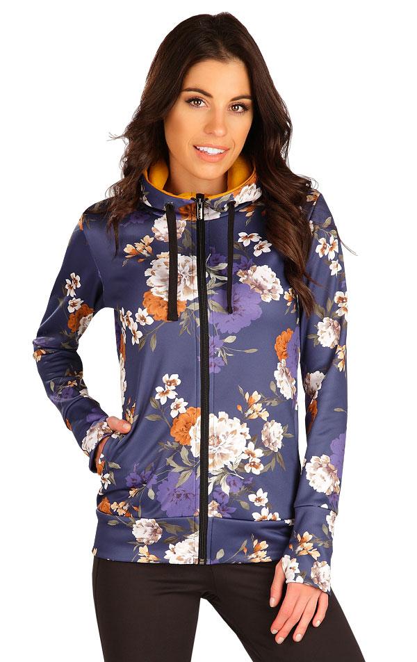 Mikina dámská s kapucí. 7B181 | Bundy, vesty LITEX