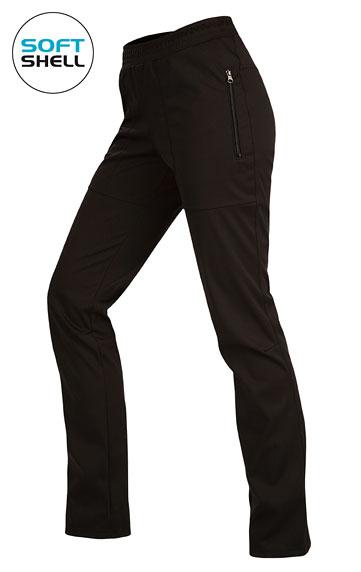 Kalhoty zateplené, softshell > Kalhoty dámské dlouhé softshellové. 7B285