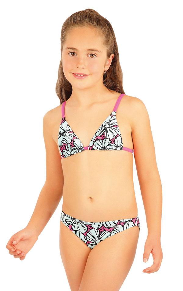 Dívčí plavky podprsenka. 88446   Dívčí a dětské plavky LITEX
