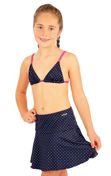 Dívčí plavky podprsenka.