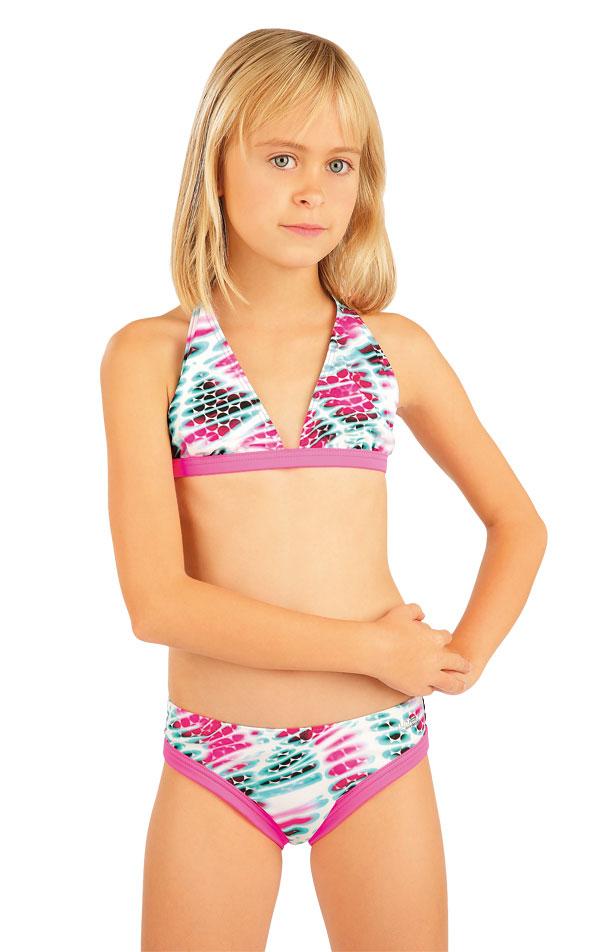 Dívčí plavky kalhotky bokové. 88479 | Dívčí a dětské plavky LITEX