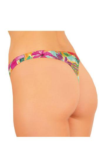 Plavky kalhotky tanga bokové.