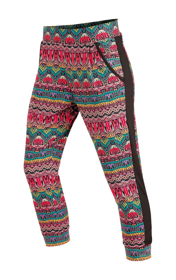 Kalhoty dámské 7/8 s nízkým sedem. 93509 | Kalhoty LITEX LITEX