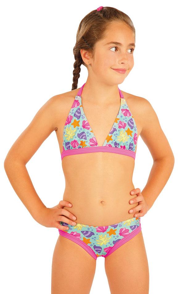 Dívčí plavky podprsenka. 93528 | Dívčí plavky LITEX
