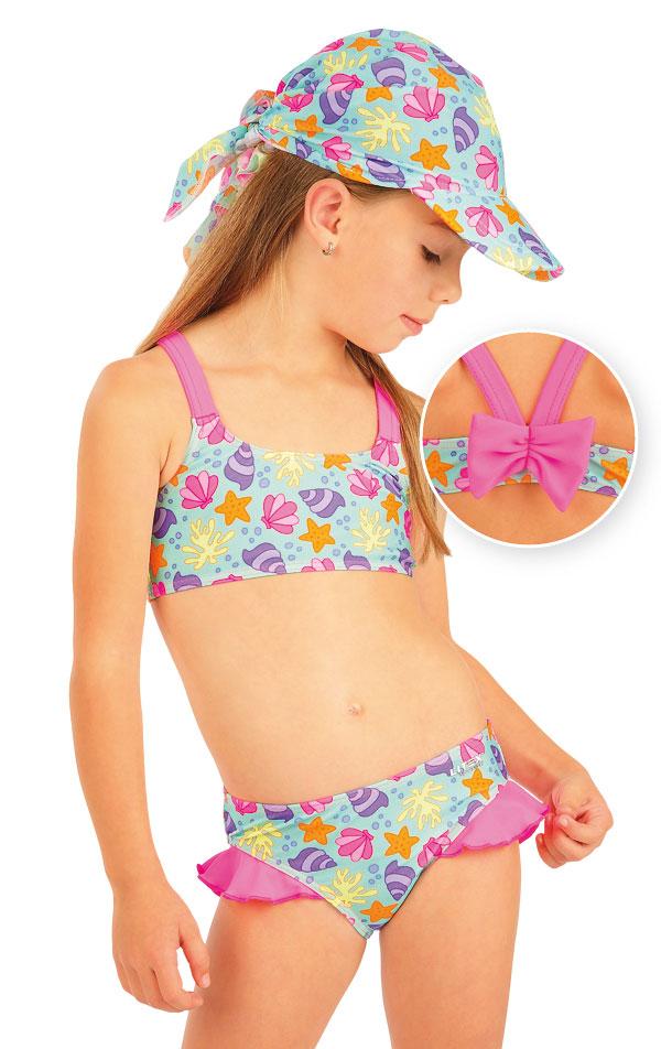 Dívčí plavky top. 93532 | Dívčí plavky LITEX