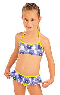 Dívčí plavky kalhotky bokové.