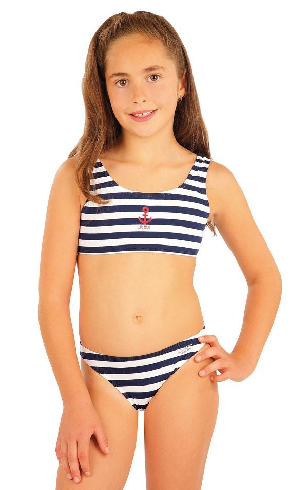 Dívčí plavky kalhotky bokové. 93579 | Dívčí a dětské plavky LITEX
