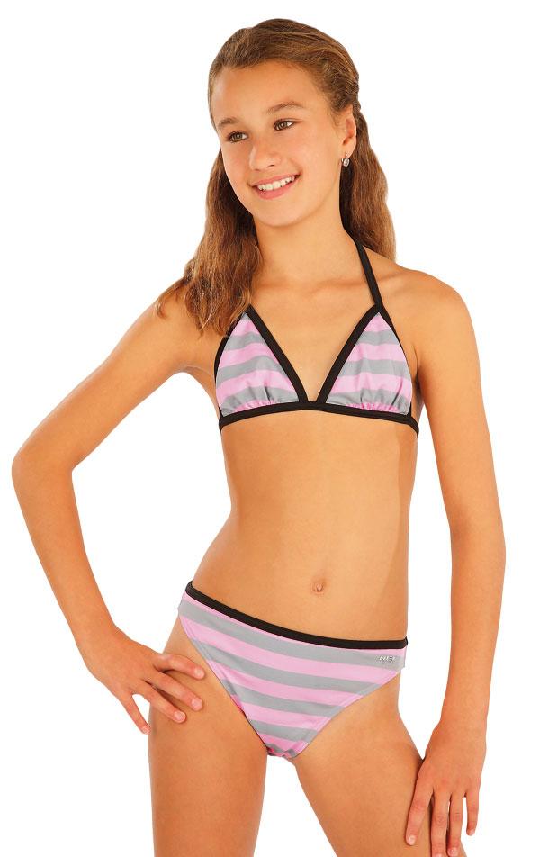 Dívčí plavky kalhotky bokové. 93586 | Dívčí plavky LITEX