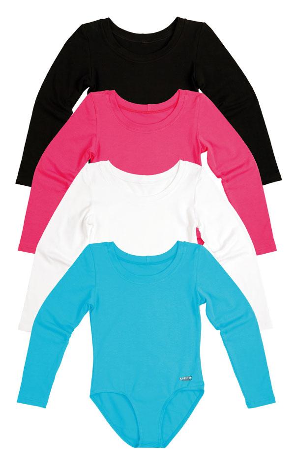 Gymnastický dres dětský. 99416 | DĚTSKÉ OBLEČENÍ LITEX