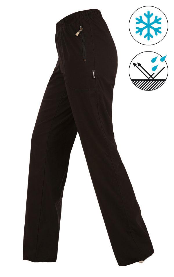 Kalhoty dámské zateplené - prodloužené. 99479 | Kalhoty zateplené, softshell LITEX