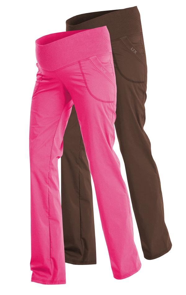 Kalhoty těhotenské dlouhé. 99526 | TĚHOTENSKÉ OBLEČENÍ LITEX