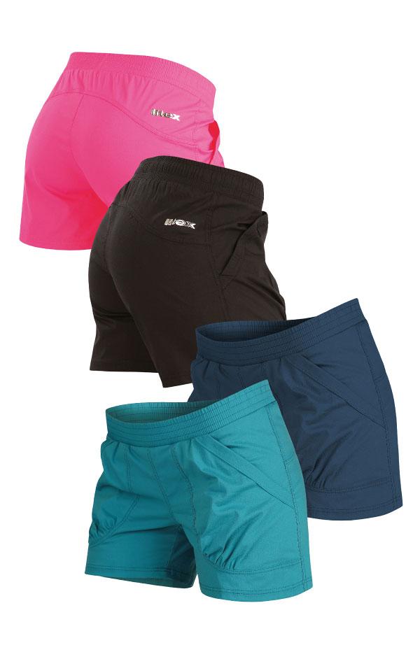 Kraťasy dámské bokové. 99560 | Sportovní kalhoty, tepláky, kraťasy LITEX