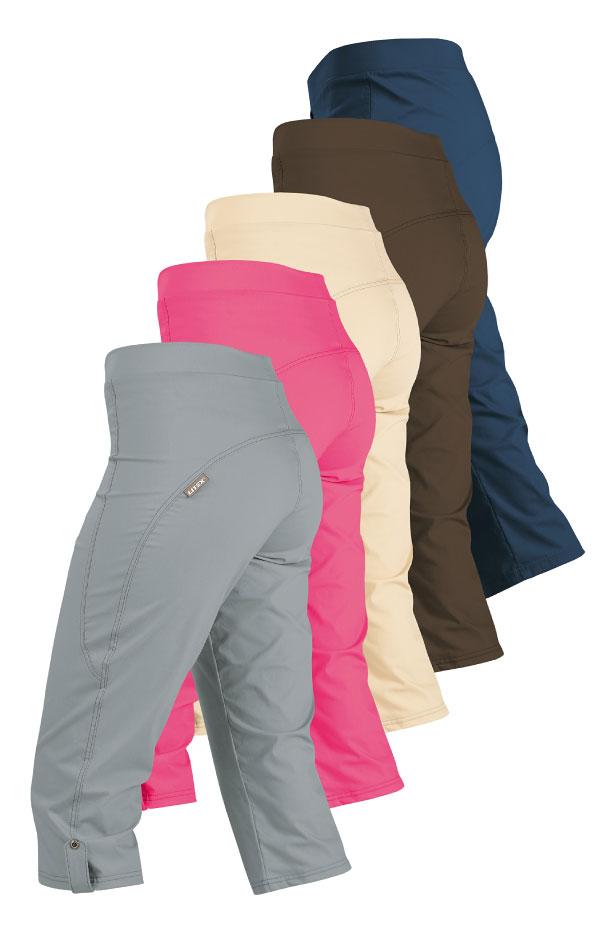Kalhoty dámské bokové v 3/4 délce. 99564 | Sportovní kalhoty, tepláky, kraťasy LITEX