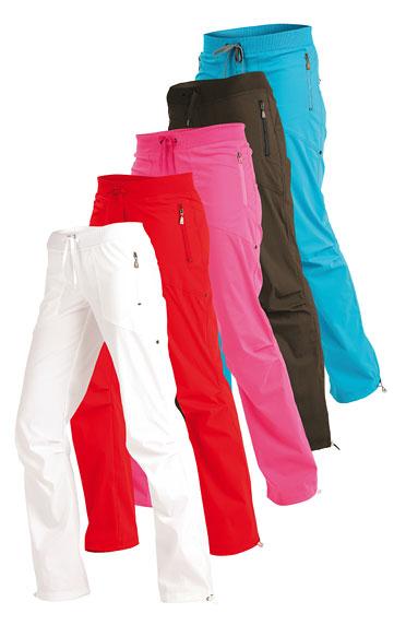 Kalhoty dámské dlouhé bokové - zkrácené.