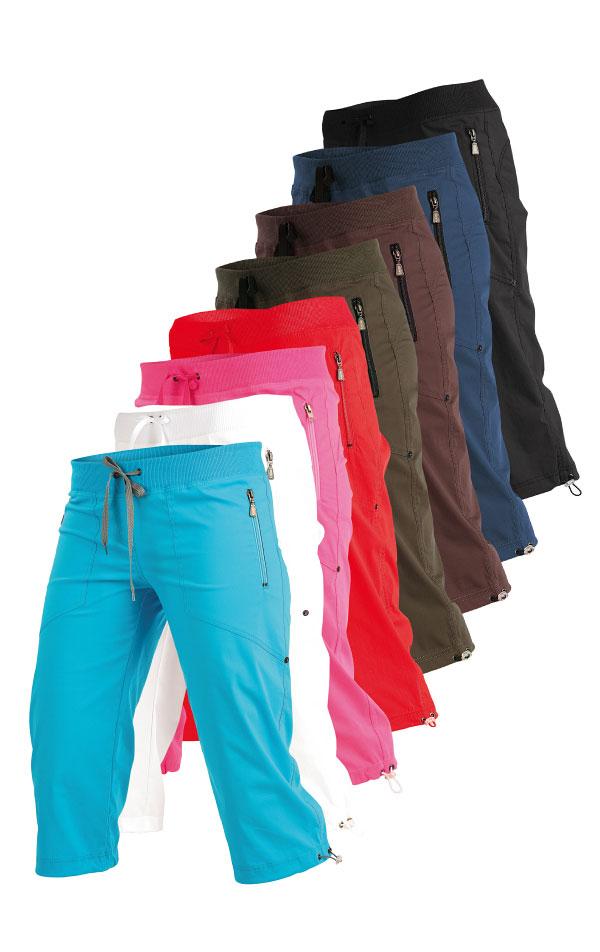 Kalhoty dámské v 3 4 délce bokové. 99583  0bf493f4ae