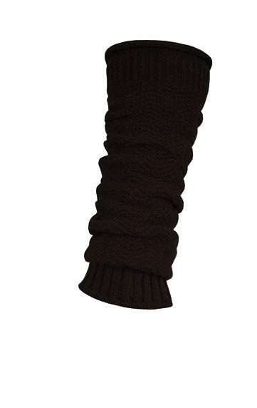 Módní pletené návleky.