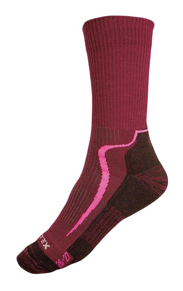 Sportovní vlněné MERINO ponožky. 99644 | PONOŽKY LITEX