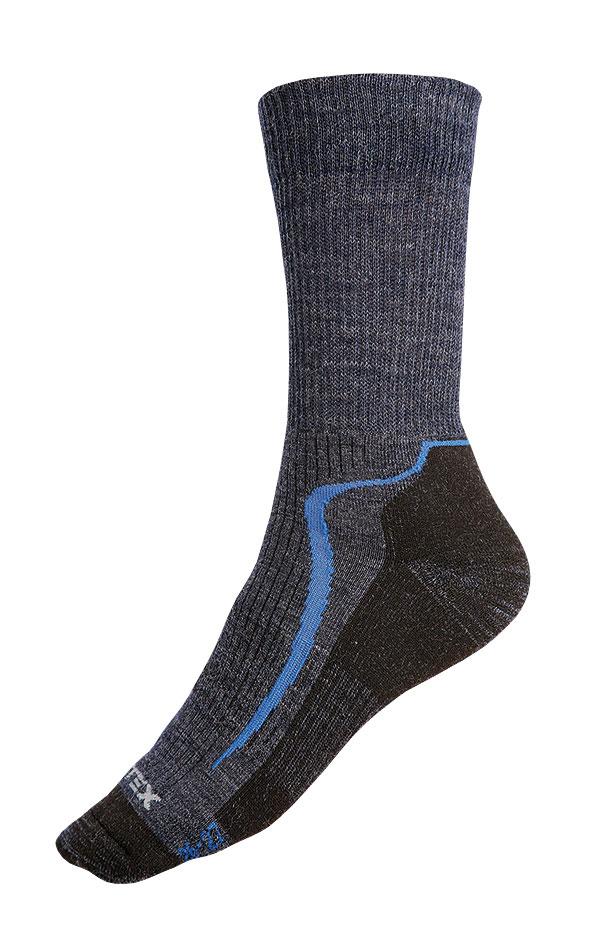 Sportovní vlněné MERINO ponožky. 99645 | PONOŽKY LITEX