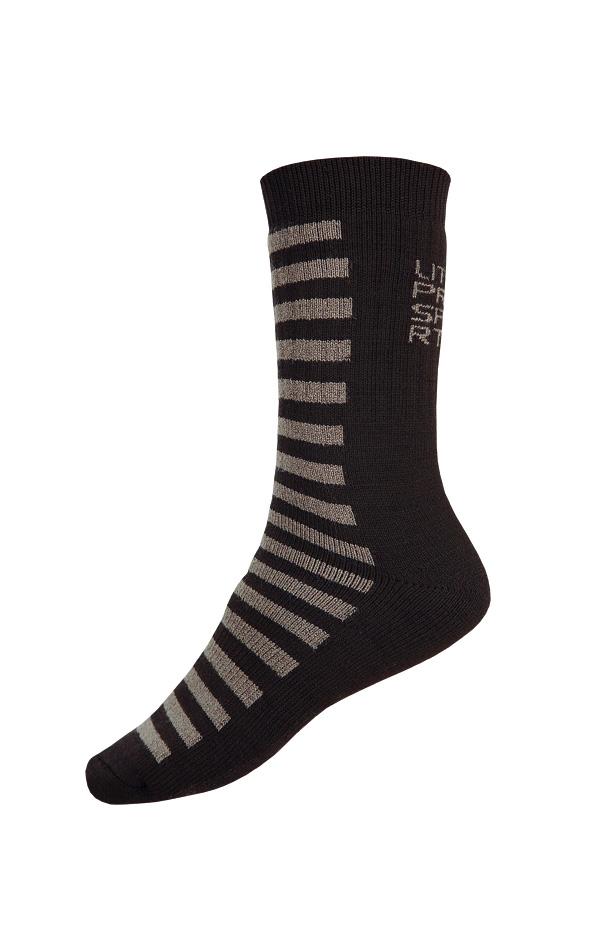 Termo ponožky. 99656   PONOŽKY LITEX