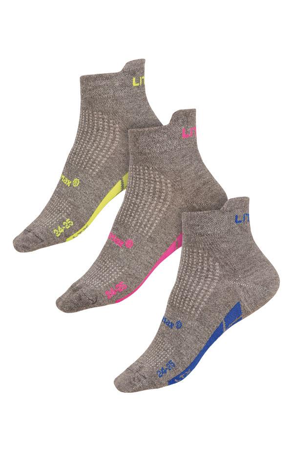 Sportovní ponožky CoolMax. 99657 | PONOŽKY LITEX