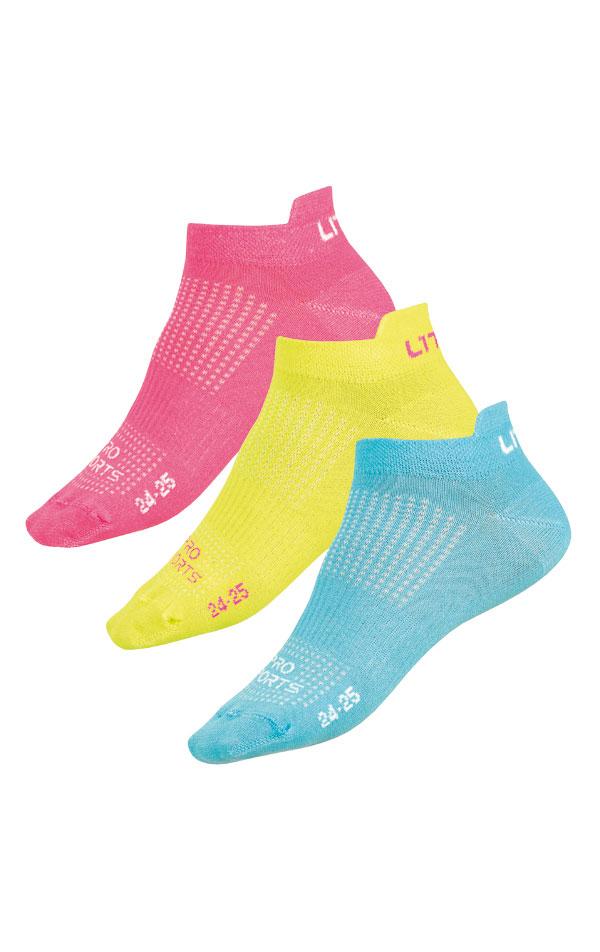 Ponožky nízké. 99661 | PONOŽKY LITEX