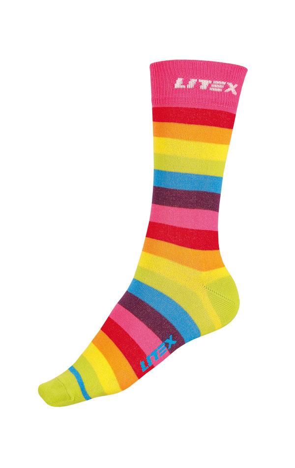 Designové ponožky. 99664 | PONOŽKY LITEX