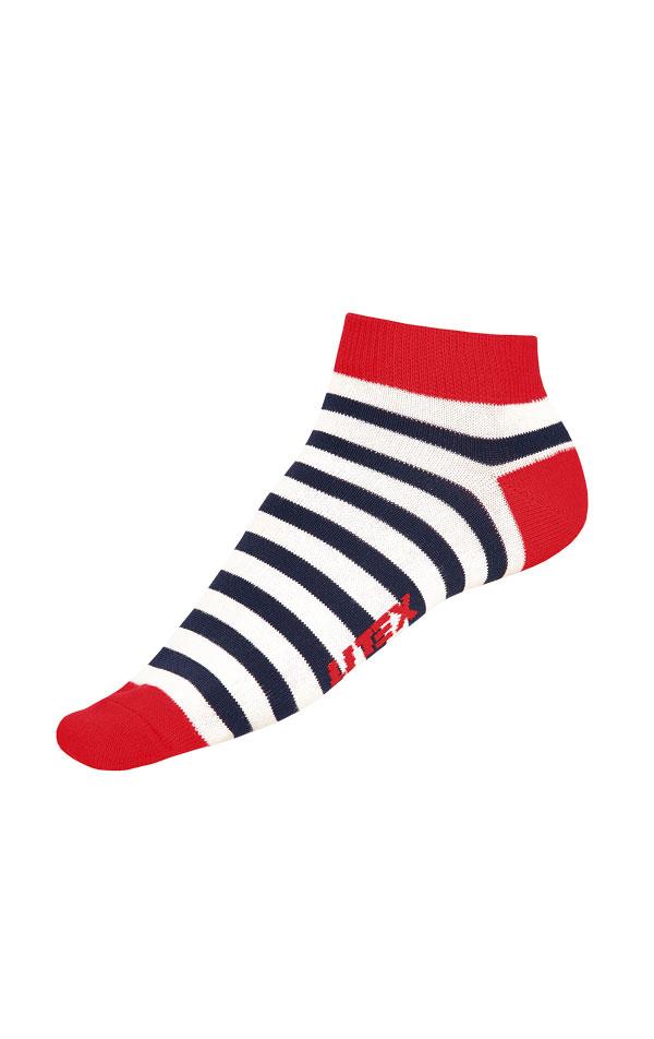 Designové ponožky nízké. 99666 | PONOŽKY LITEX