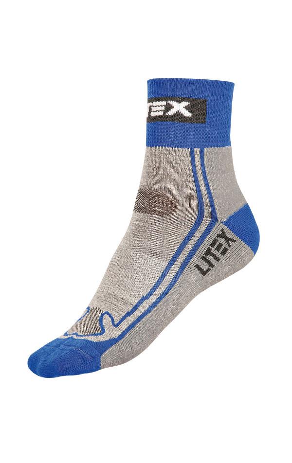 Sportovní vlněné MERINO ponožky. 99668 | PONOŽKY LITEX