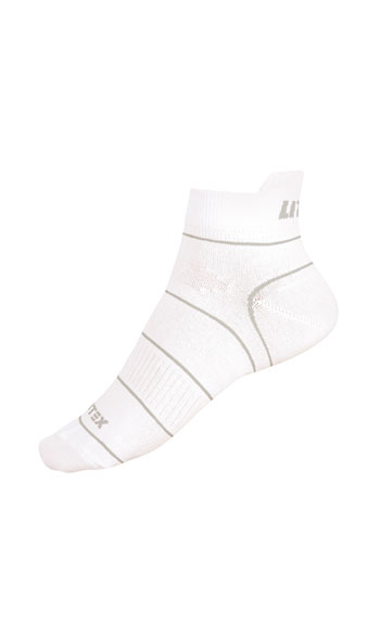 Sportovní ponožky nízké.