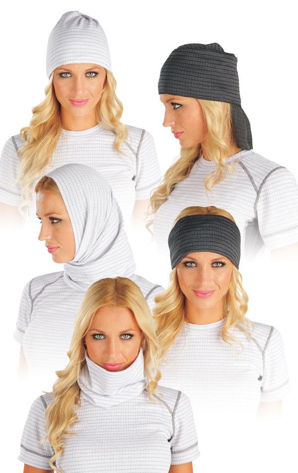Multifunkční šátek. 99904 | Čepice a šály LITEX