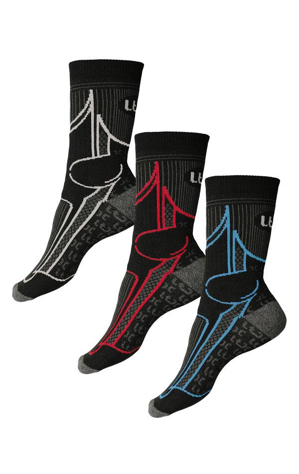 Trekové ponožky. 9A013 | PONOŽKY LITEX