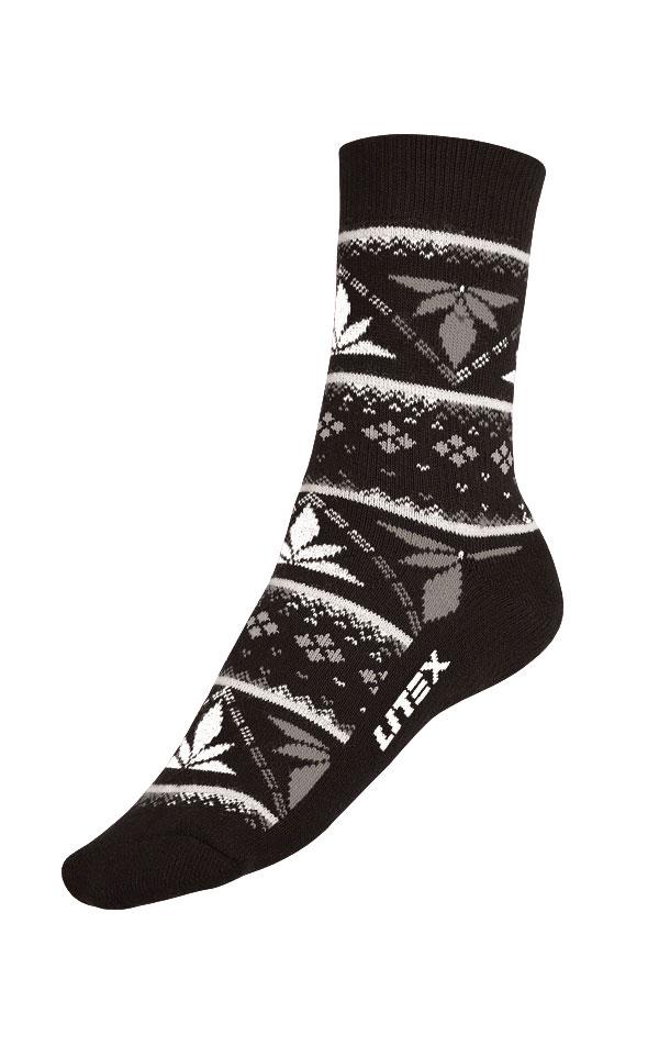Termo ponožky. 9A017   PONOŽKY LITEX