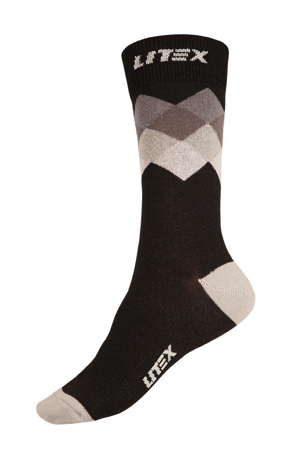 Designové ponožky. 9A018 | PONOŽKY LITEX