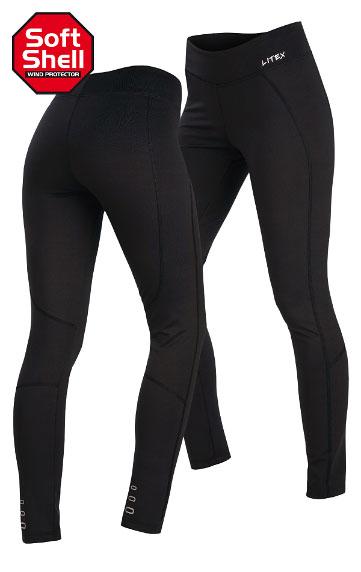 Kalhoty zateplené, softshell > Legíny dámské dlouhé softshellové. 9C425