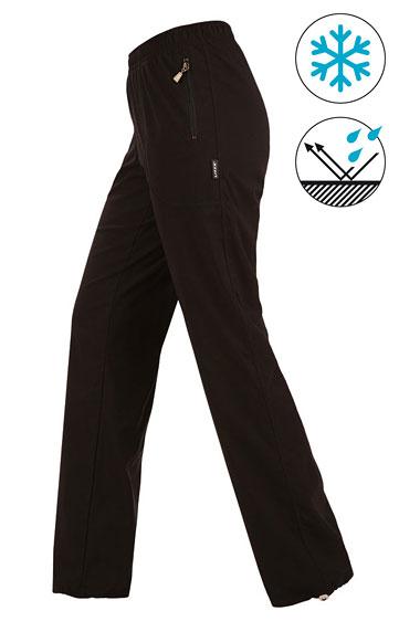 Kalhoty zateplené, softshell > Kalhoty dám.zateplené - prodloužené. 9C451