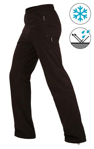 Kalhoty zateplené, softshell > Kalhoty pánské zateplené. 9C452