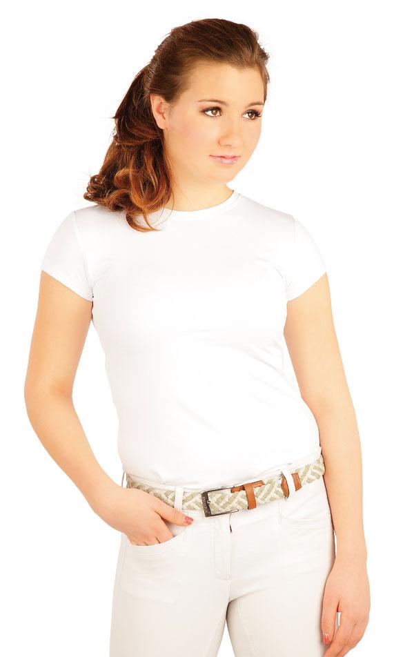 Triko dámské s krátkým rukávem. J1064 | Jezdecká trika LITEX